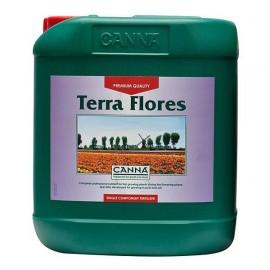 Удобрение для земли Canna Terra FLORES 5 литров
