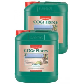 Удобрение Canna COGR Flores (цветение) A+В 5 литров