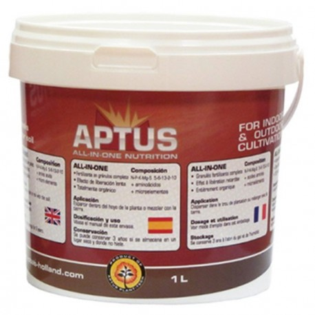 APTUS OUTDOOR - удобрение для земли 1 кг