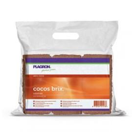 PLAGRON кокосовый блок 9 л
