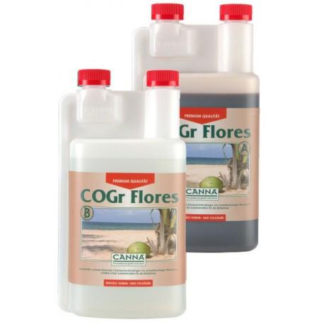 Удобрение Canna COGR Flores (цветение) A+В 1 литр