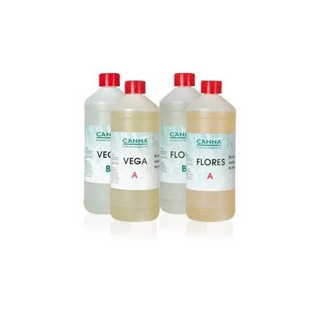 Удобрение Hydro Vega A + B 1литр
