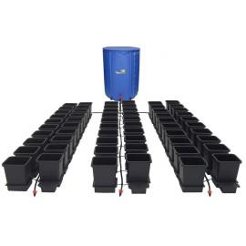 Схема сбора для набора AutoPot 48Pot c  400 L Tank