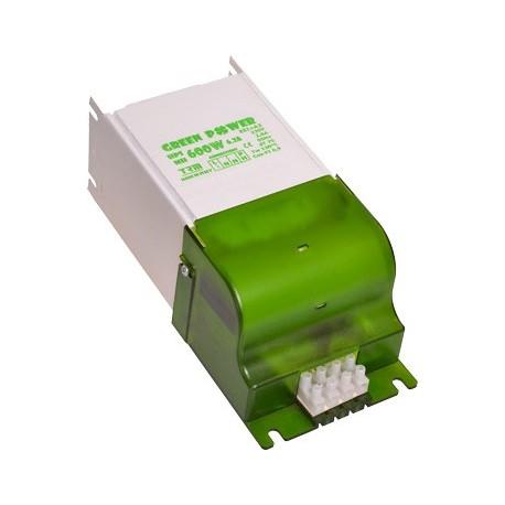 GREEN POWER Ballast 600W супер люмен