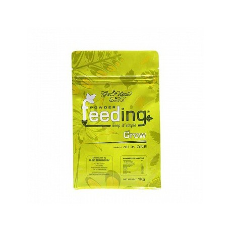 Powder Feeding Grow 1 kg