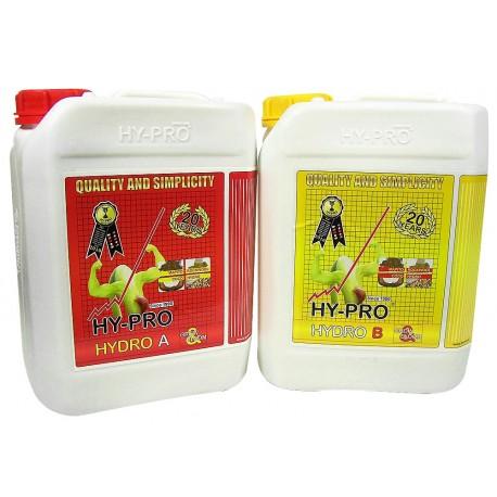 HY-PRO удобрение для гидры А+В 5 л