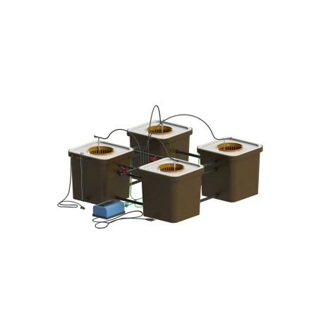 CubePot QUARTET