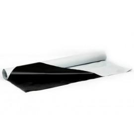 Пленка двухсторонняя (черно-белая) 10 м