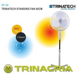 TRINATECH SF-40 STANDING FAN 40CM