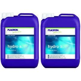 Plagron hydro A+B, 10 литров
