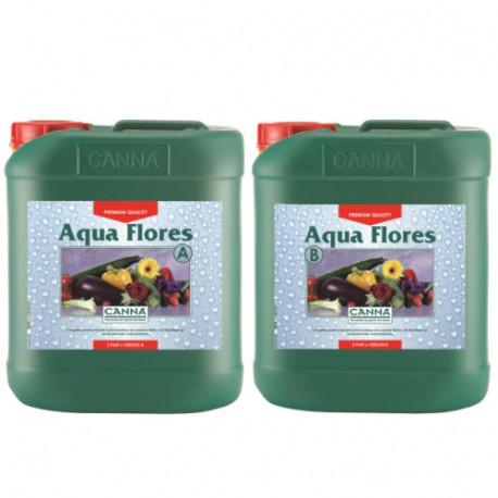 Canna Aqua Flores A + B 5 литров