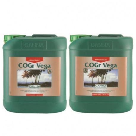 Удобрение Canna COGR Vega A+В 5 литров