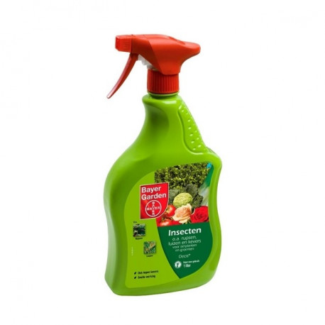Байер Децис пестицид для овощных и фруктовых культур 1 литр