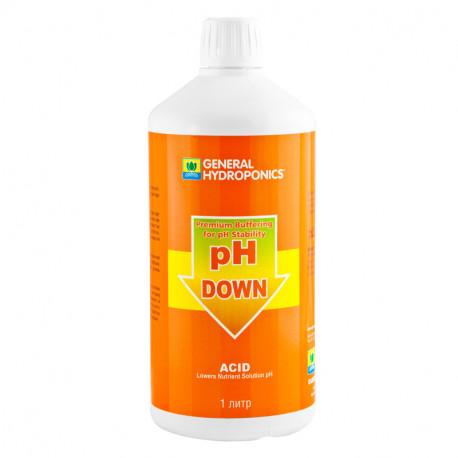 pH Down GHE 1 L