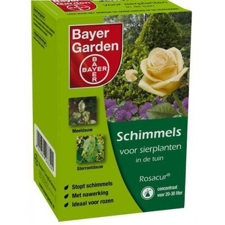 Rosacur Байр -борьба с гнилями и грибковыми заболеваниями у цветов