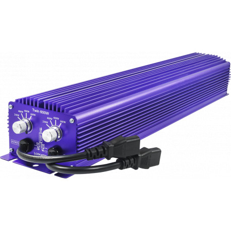 Lumatek 600W Twin Dimmable Ballast