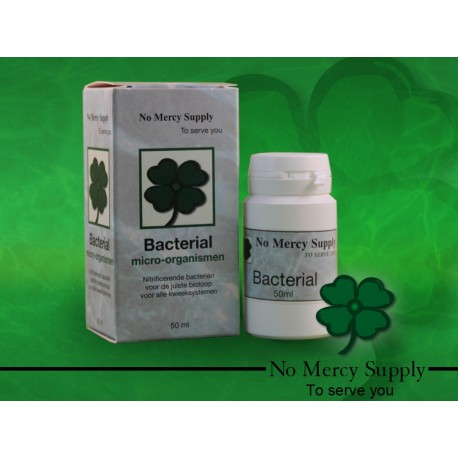 No Mercy бактерии - 50 ml