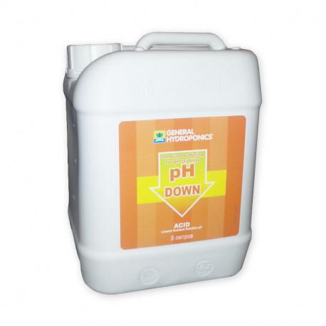 pH Down GHE 5 L