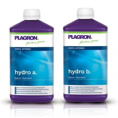 Plagron hydro A+B, 1 L