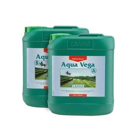Canna Aqua Vega A + B 5 литров