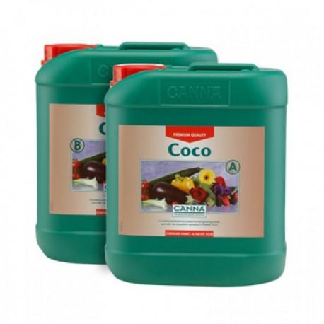 Удобрение Canna coco A + B 5 литров