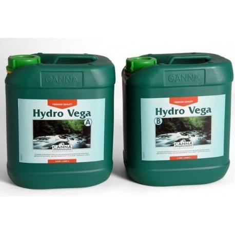 Удобрение Hydro Vega A + B 5 литров