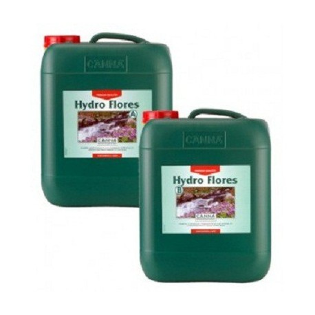Удобрение Hydro Flores A + B 5 литров