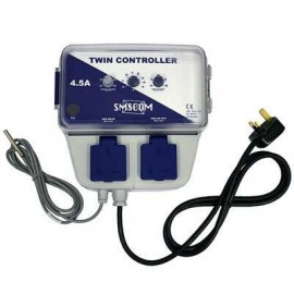 Двойной контроллер вентиляции 4.5 А