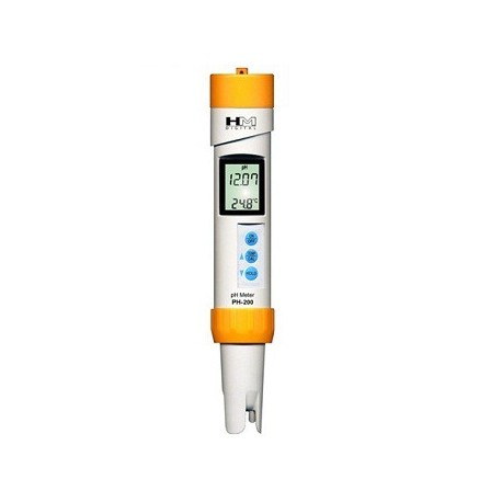 Профессиональный pH метр HM DIGITAL PH-200
