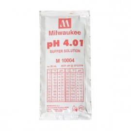 Калибровочный раствор PH4.01 20ML MILWAUKEE