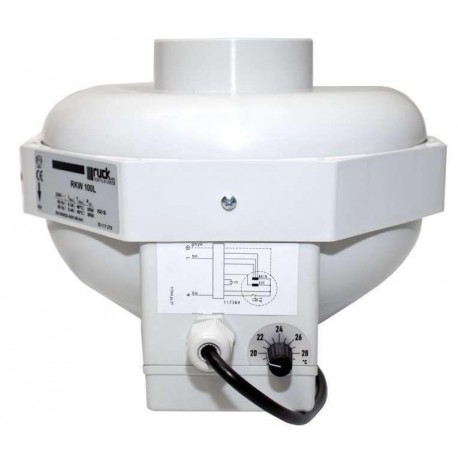 Вентилятор RUCK RKW 125 L